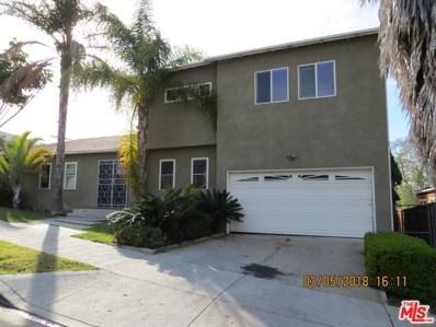1817 Cochran Place, Los Angeles, CA 90019 - MLS#: 18325964