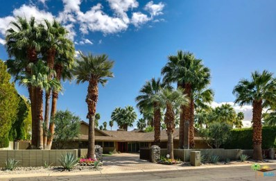 1254 N VISTA VESPERO, Palm Springs, CA 92262 - #: 18325970PS