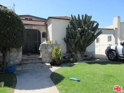 5821 3RD Avenue, Los Angeles, CA 90043 - MLS#: 18326442