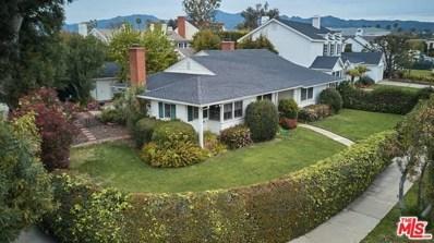501 Chapala Drive, Pacific Palisades, CA 90272 - MLS#: 18326552