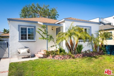 821 Flower Avenue, Venice, CA 90291 - MLS#: 18326804
