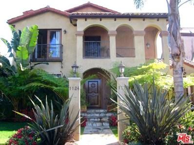 1124 S Stanley Avenue, Los Angeles, CA 90019 - MLS#: 18326910