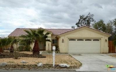 66161 Santa Rosa Road, Desert Hot Springs, CA 92240 - MLS#: 18327016PS
