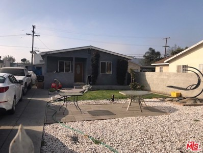 1406 E 71ST Street, Los Angeles, CA 90001 - MLS#: 18327100