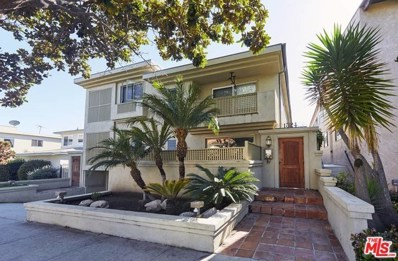 1524 10TH Street UNIT K, Santa Monica, CA 90401 - MLS#: 18327446