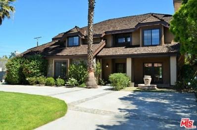 5180 Avenida Hacienda, Tarzana, CA 91356 - MLS#: 18327996