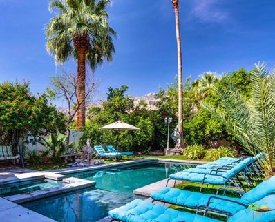 666 S THORNHILL Road, Palm Springs, CA 92264 - MLS#: 18328212PS