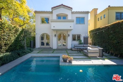 8703 Rosewood Avenue, West Hollywood, CA 90048 - MLS#: 18328234