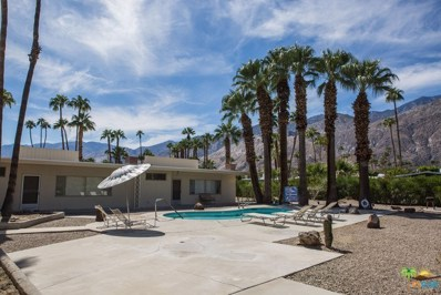610 S Thornhill Road UNIT 4, Palm Springs, CA 92264 - MLS#: 18328446PS