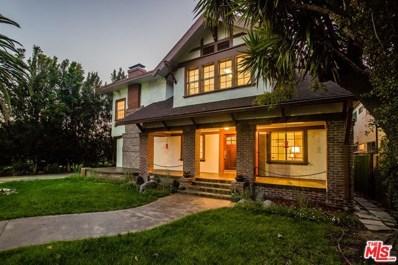 1459 S Norton Avenue, Los Angeles, CA 90019 - MLS#: 18328534