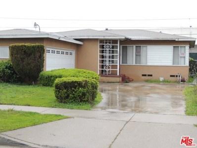 15631 S TARRANT Avenue, Compton, CA 90220 - MLS#: 18328644