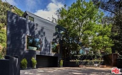 9560 SHERWOOD FOREST Lane, Beverly Hills, CA 90210 - MLS#: 18328792