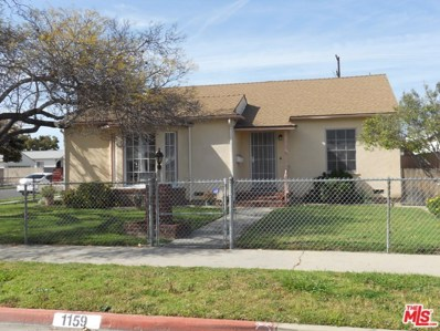 1159 W 162ND Street, Gardena, CA 90247 - MLS#: 18329118