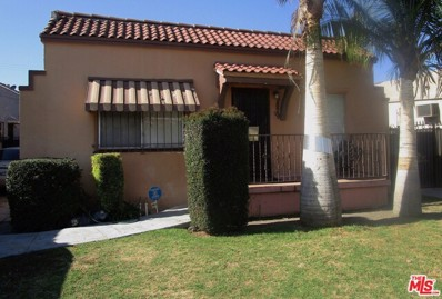 5829 S Van Ness Avenue, Los Angeles, CA 90047 - MLS#: 18329168