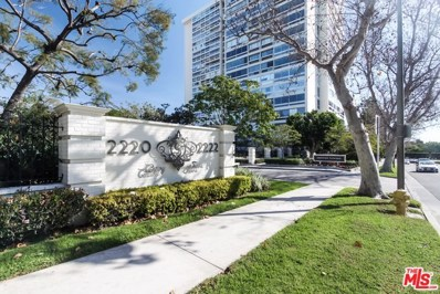 2220 Avenue Of The Stars UNIT 1601, Los Angeles, CA 90067 - MLS#: 18329290