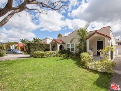 1122 Poinsettia Drive, West Hollywood, CA 90046 - MLS#: 18329506