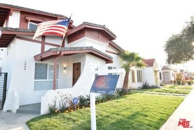 1906 W 66TH Street, Los Angeles, CA 90047 - MLS#: 18329996