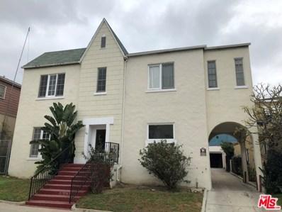 122 N Edgemont Street, Los Angeles, CA 90004 - MLS#: 18330072