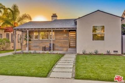 1435 S Burnside Avenue, Los Angeles, CA 90019 - MLS#: 18330188