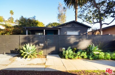 1478 Silver Lake, Los Angeles, CA 90026 - MLS#: 18330206