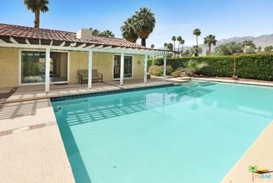 3308 E Loma Vista Circle, Palm Springs, CA 92264 - MLS#: 18330456PS