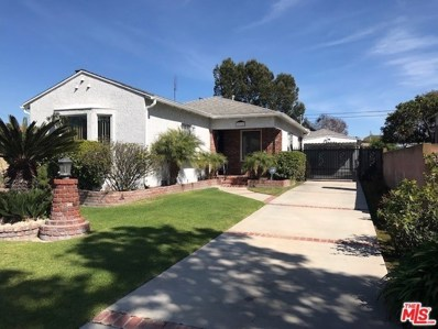 9216 S 7TH Avenue, Inglewood, CA 90305 - MLS#: 18330514