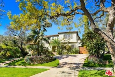 605 N ALTA Drive, Beverly Hills, CA 90210 - MLS#: 18330558