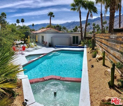 570 N BURTON Way, Palm Springs, CA 92262 - MLS#: 18330600