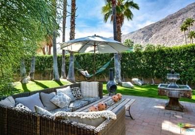 390 S Patencio Road, Palm Springs, CA 92262 - MLS#: 18330716PS