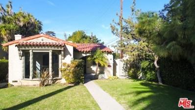 1601 Wellington Road, Los Angeles, CA 90019 - MLS#: 18330862