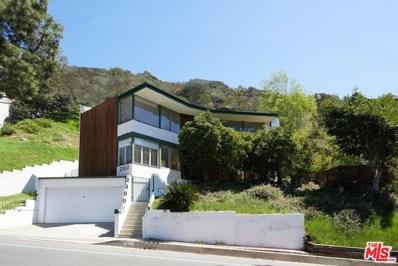 2300 N Beverly Glen, Los Angeles, CA 90077 - MLS#: 18330888