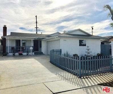 926 E 163RD Street, Carson, CA 90746 - MLS#: 18331178