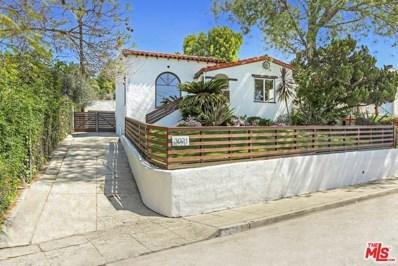 3021 La Paz Drive, Los Angeles, CA 90039 - MLS#: 18331524