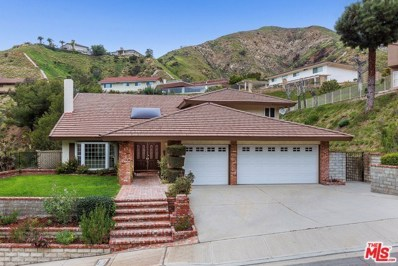 3333 Brace Canyon Road, Burbank, CA 91504 - MLS#: 18331864