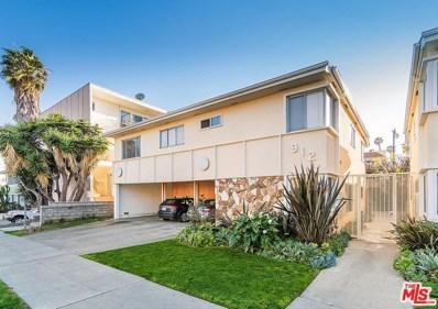 912 6TH Street UNIT 6, Santa Monica, CA 90403 - MLS#: 18332030