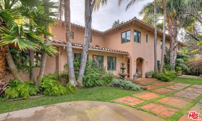 16820 W Sunset, Pacific Palisades, CA 90272 - MLS#: 18332478