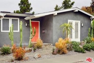 527 N Las Casas Avenue, Pacific Palisades, CA 90272 - MLS#: 18333146