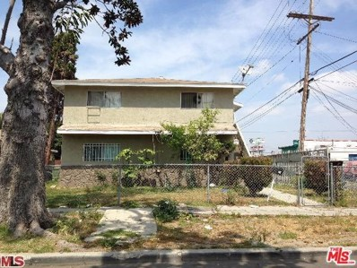 1017 W 45TH Street, Los Angeles, CA 90037 - MLS#: 18333190