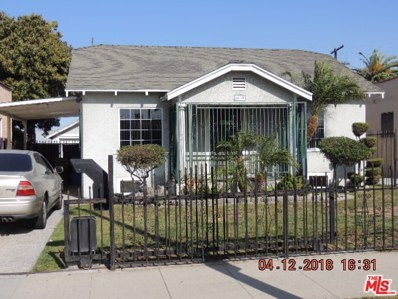 6608 2ND Avenue, Los Angeles, CA 90043 - MLS#: 18333194