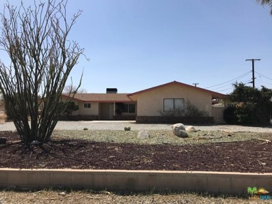 58009 YUCCA Trail, Yucca Valley, CA 92284 - MLS#: 18333588PS