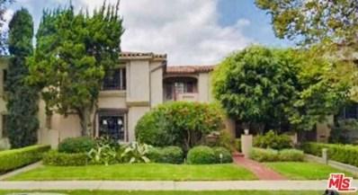 1225 S Crescent Heights, Los Angeles, CA 90035 - MLS#: 18333644