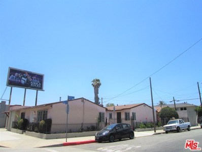 10953 S Vermont Avenue, Los Angeles, CA 90044 - MLS#: 18333670