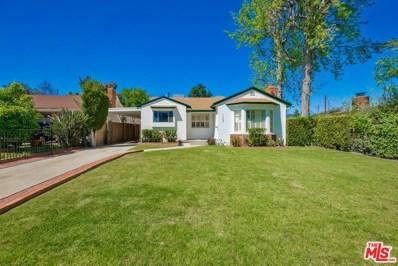 17525 Ludlow Street, Granada Hills, CA 91344 - MLS#: 18333698