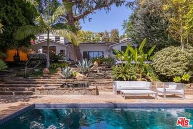 8814 Evanview Drive, Los Angeles, CA 90069 - MLS#: 18333820