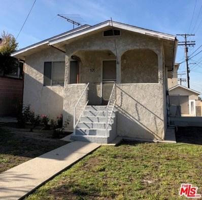 920 W 20TH Street, San Pedro, CA 90731 - MLS#: 18334234