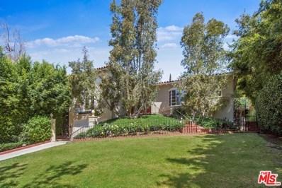 1136 N DOHENY Drive, Los Angeles, CA 90069 - MLS#: 18334578
