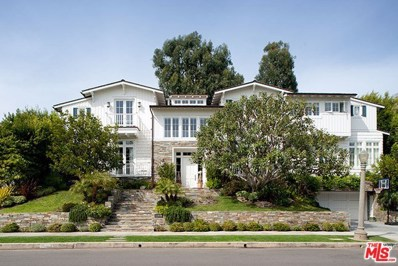 14909 La Cumbre Drive, Pacific Palisades, CA 90272 - MLS#: 18334690