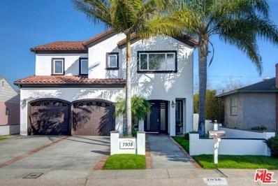 7938 KENYON Avenue, Los Angeles, CA 90045 - MLS#: 18334798