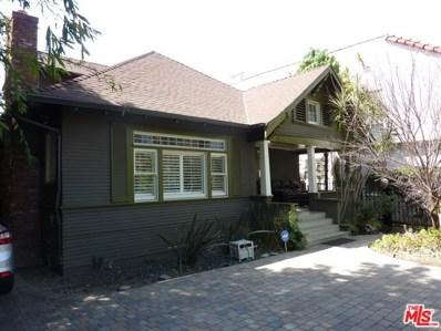 5814 La Mirada Avenue, Los Angeles, CA 90038 - MLS#: 18335082
