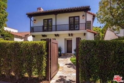 12246 DARLINGTON Avenue, Los Angeles, CA 90049 - MLS#: 18335380